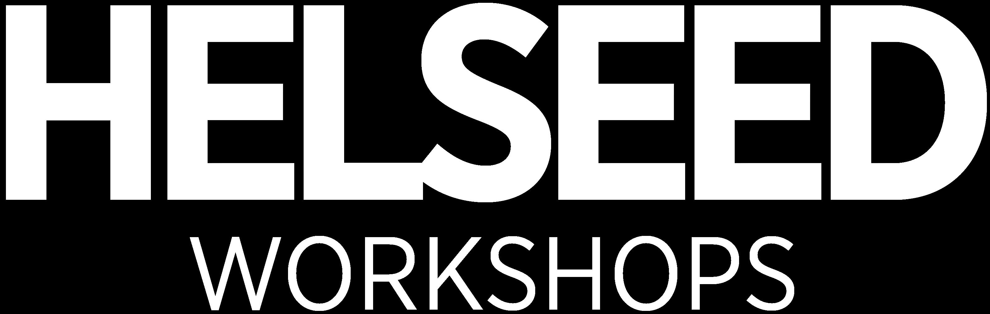 Helseed workshops logo