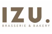 IZU Brasserie & Bakery Logo