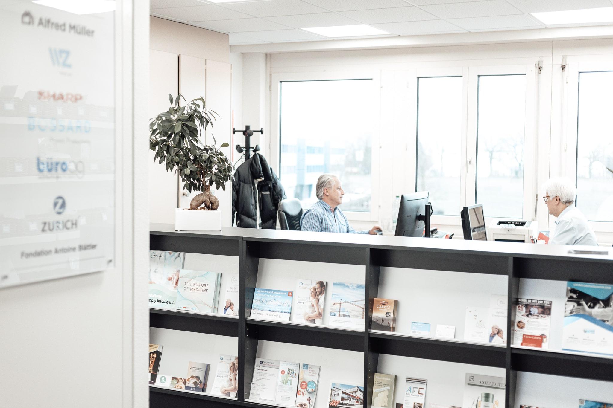 Büromieten Zug BusinessPark ZUG
