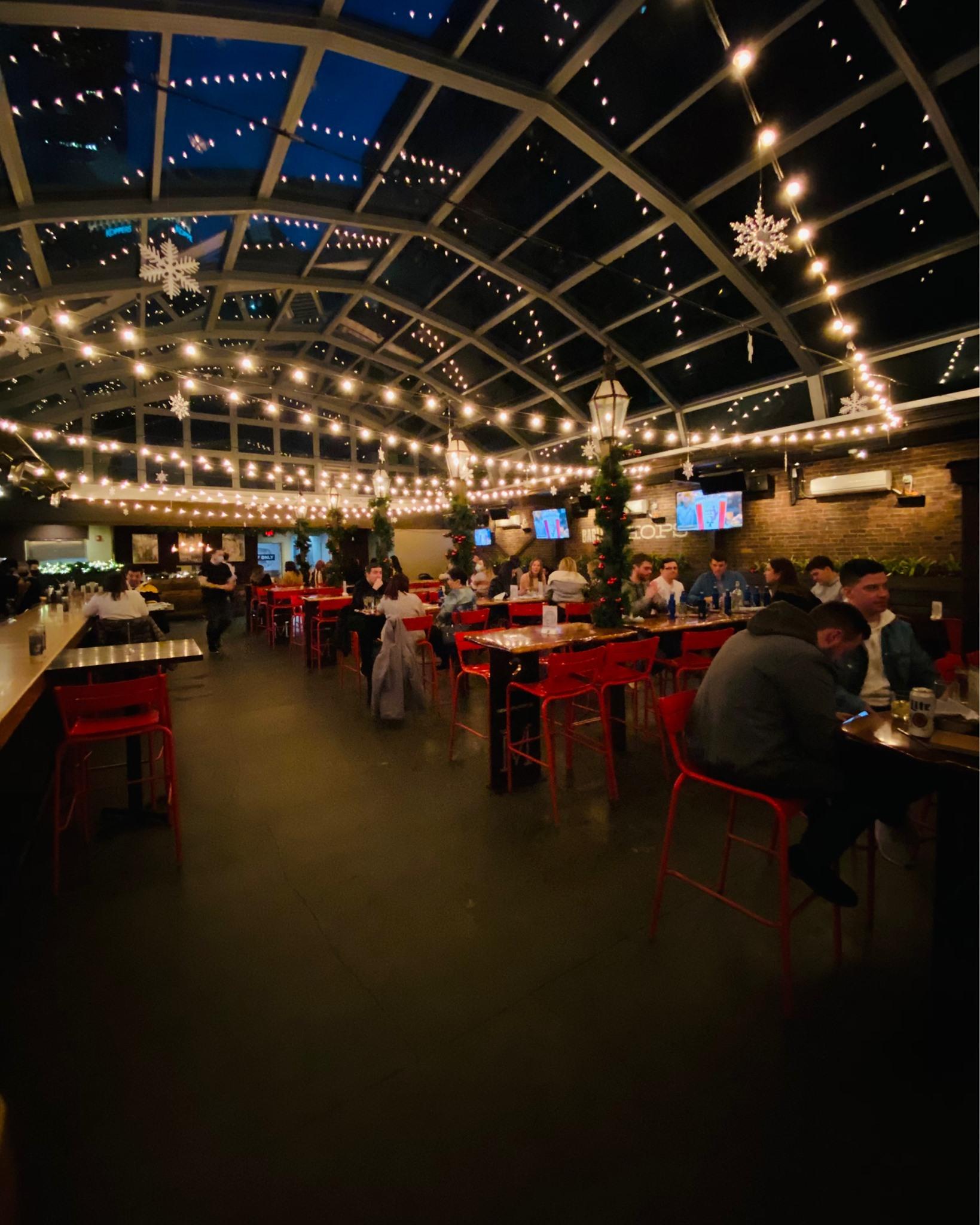 Sienna Mercato restaurnant venue
