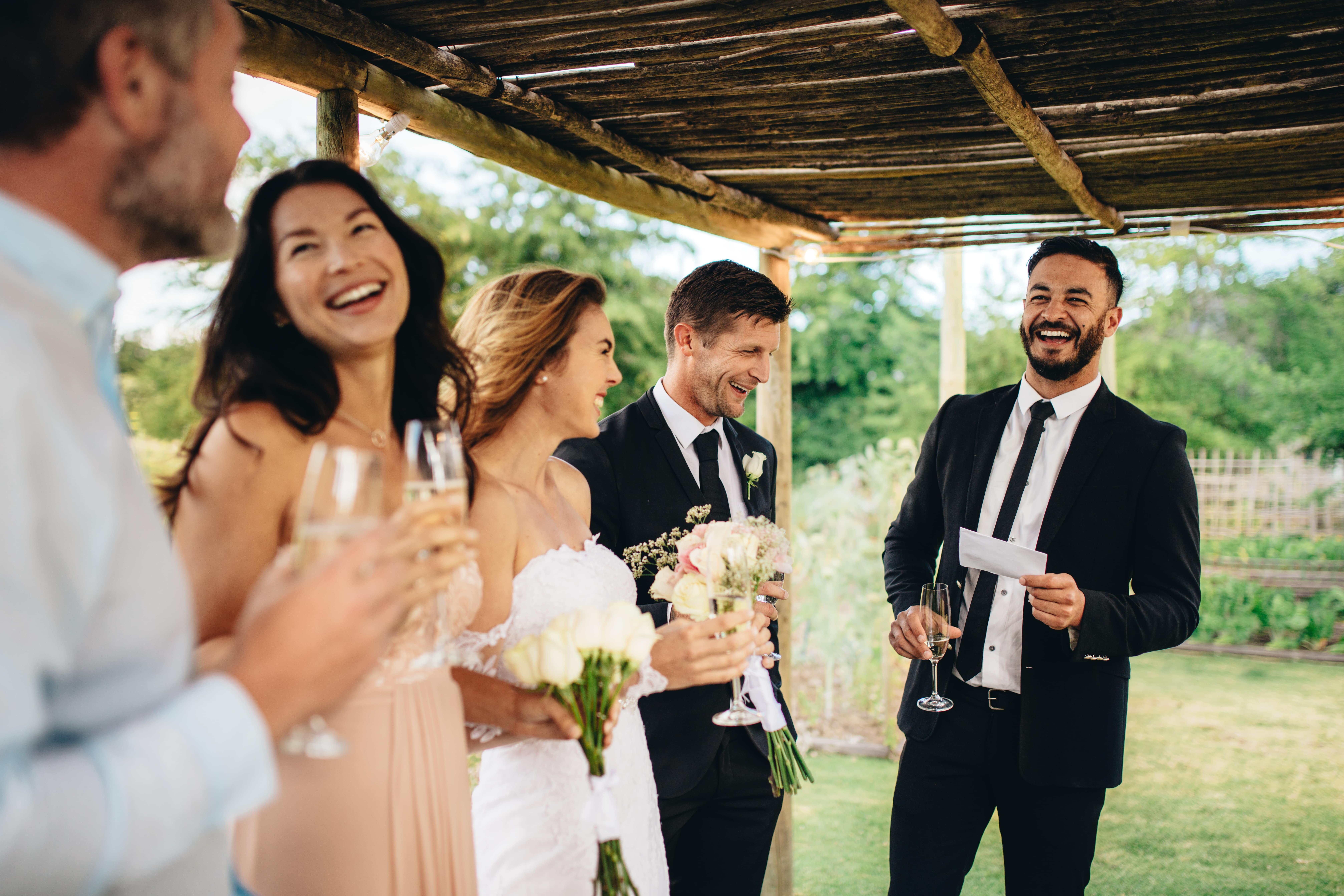 6 Types of Weddings and What to Wear to Them
