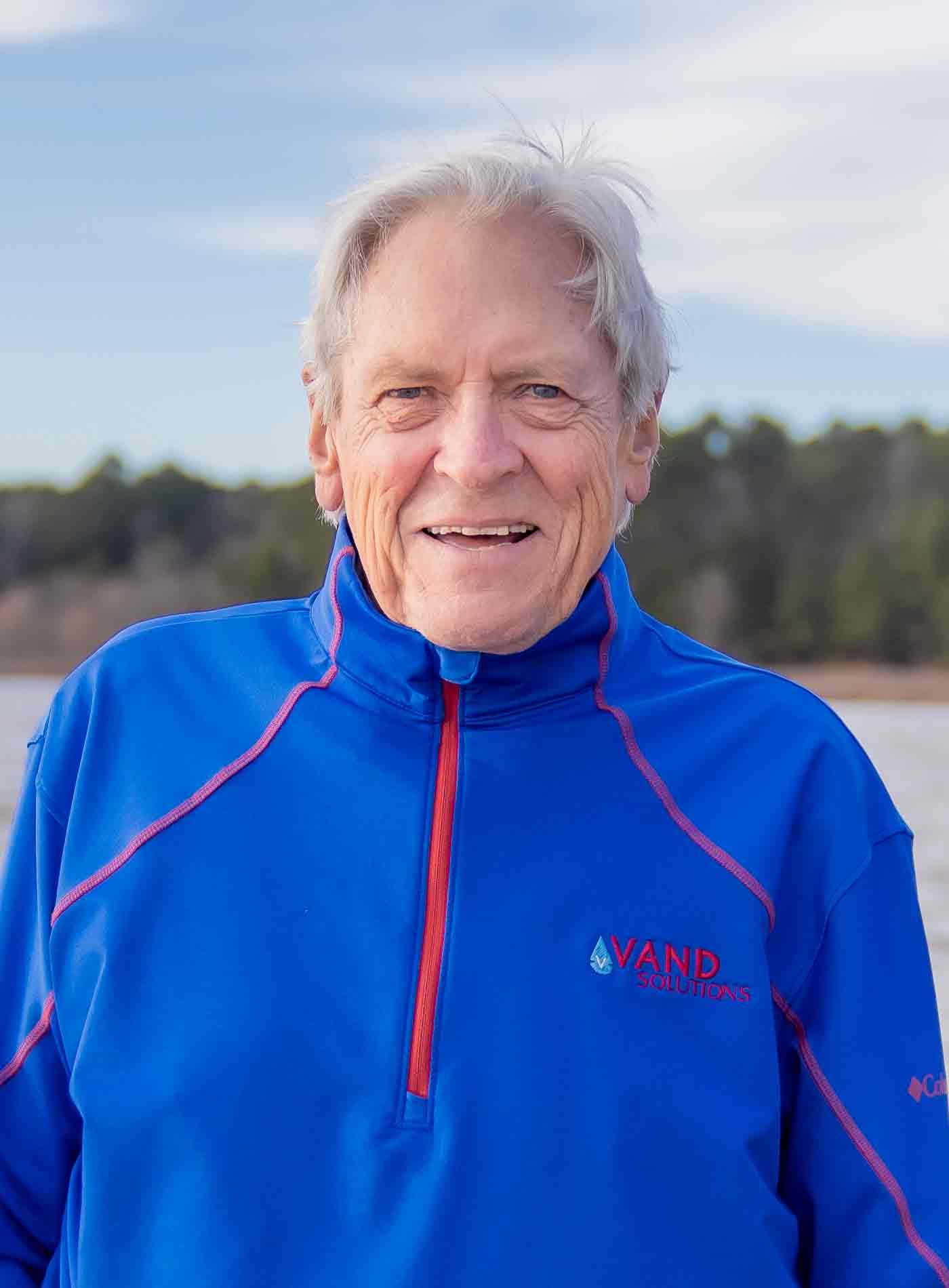 Finn Nielsen is the founding partner behind Vand Solutions.