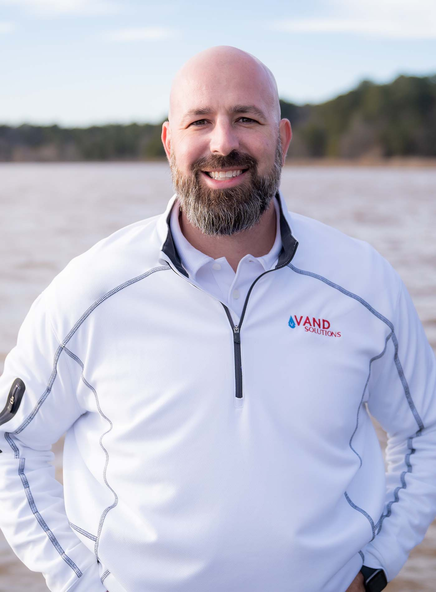 Lucas Magrini is Vand Solutions head solutions provider and takes serious pride in providing the best solution for your water and wastewater project as possible, even if it doesn't bring him any benefit.