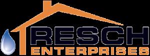 Resch Enterprises Logo - Waterproofing Equipment
