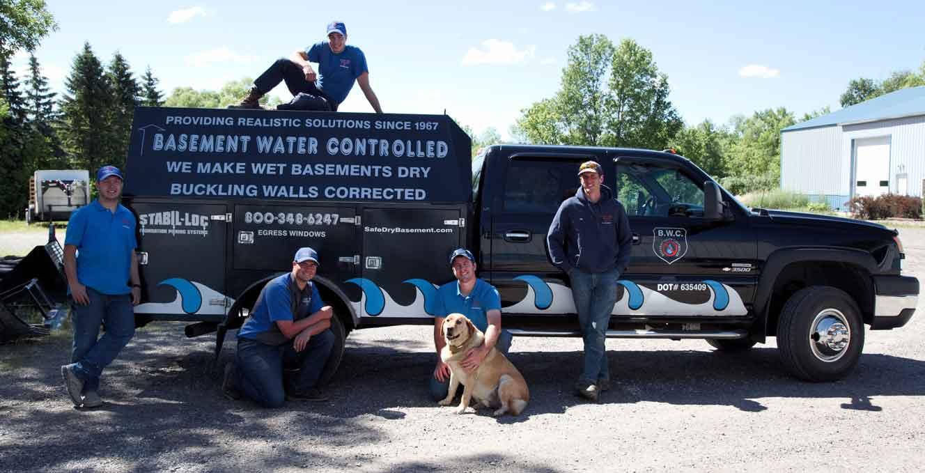 Basement Water Controlled Keeping Basements Safe
