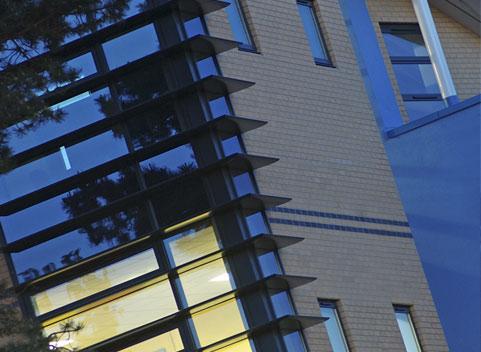 John Port School, New Edale Building