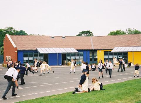 St Joseph's RCVA Primary School