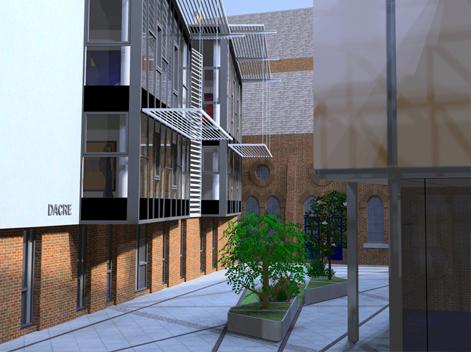 Emanuel School Dacre Building