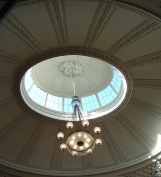 Chillington Hall, Codsall Wood - Soane Lantern