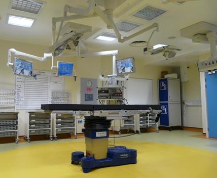 Laparoscopic Theatre - Birmingham Hospital