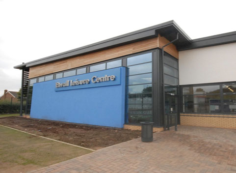 Etwall Leisure Centre