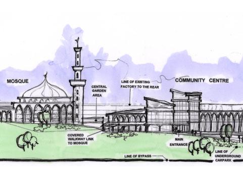 Mosque and Community & Enterprise Centre