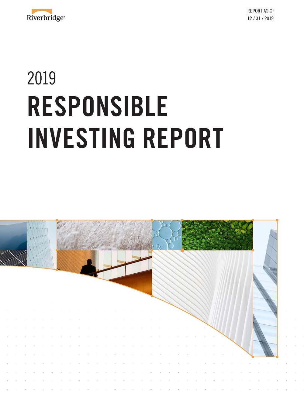 2019 Responsible Investing Report