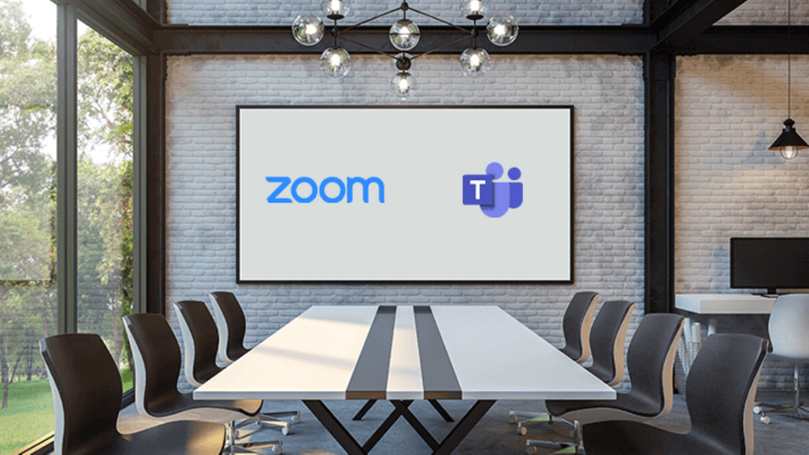 How to Improve your Meeting & Conference Room: Zoom Rooms or Microsoft Teams Rooms