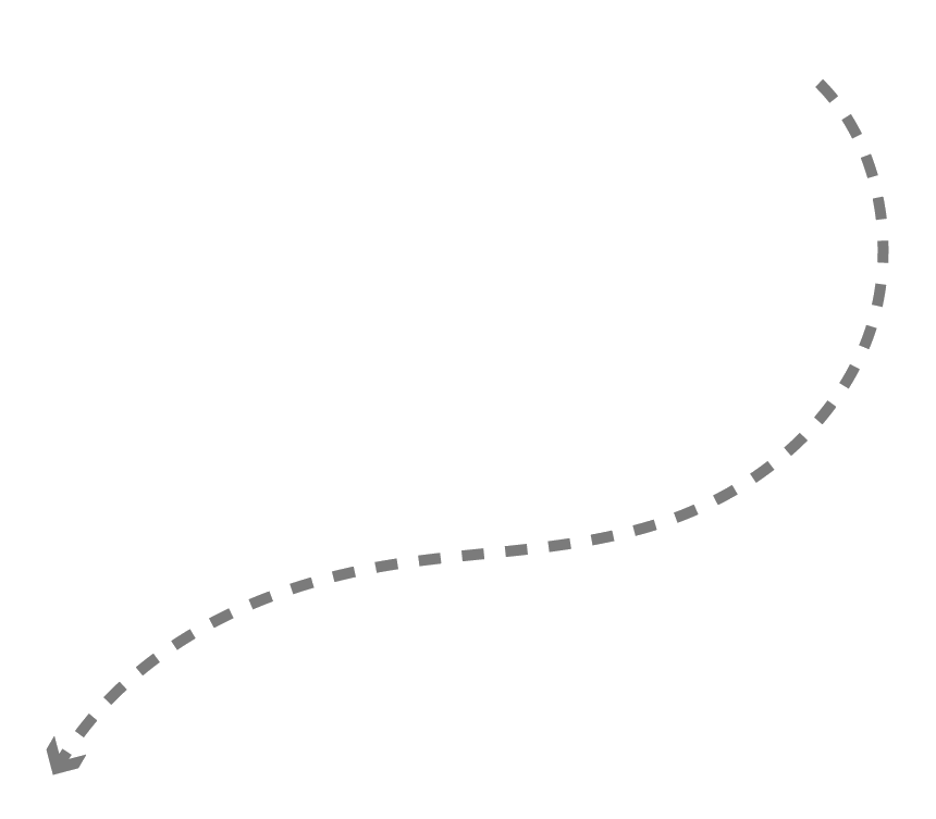 Dotted Line Graphic