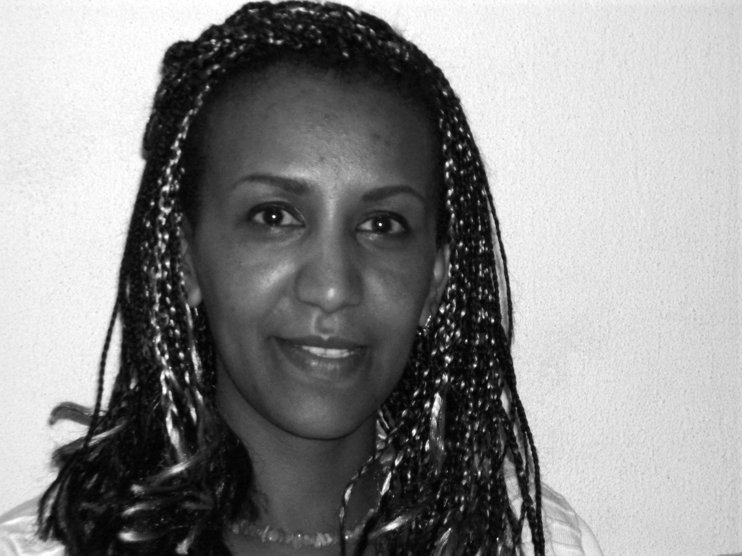 Helen Berhane.