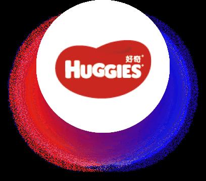 logo: Huggies