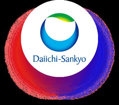 Logo: Daiichi-Sankyo 第一三共