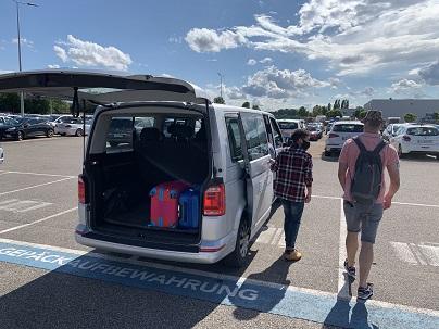 Parking Aéroport Bâle