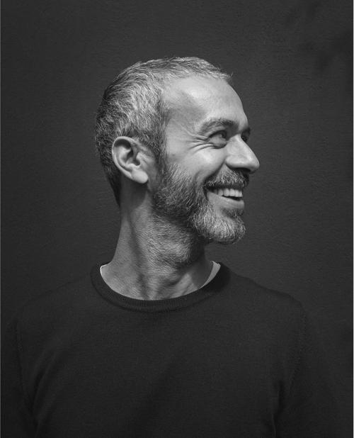 portrait Laurent Nicolas