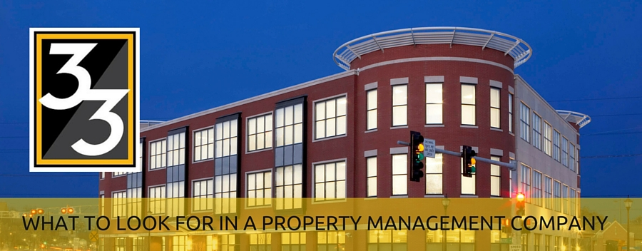 What to Look for in a Property Management Company