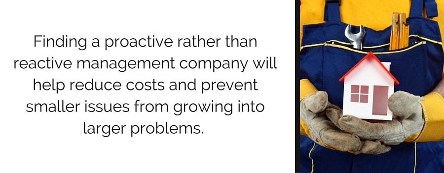 proactive management company
