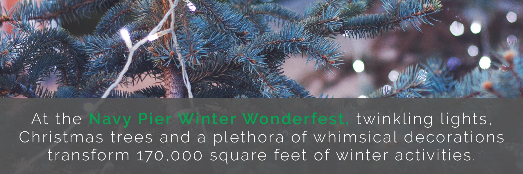170,000 square feet of winter activities