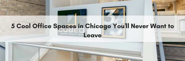 5 cool Chicago office spaces