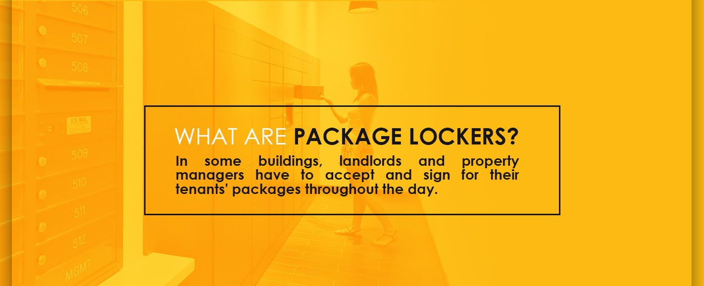 what are package lockers
