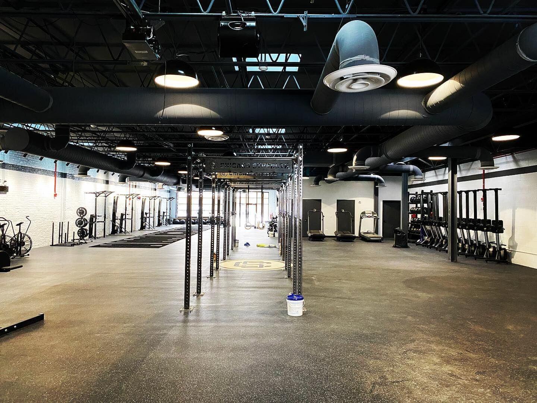 Crossfit Gym Buildout