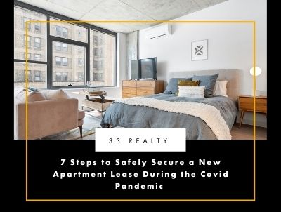 7 Tips to Safely Secure a New Apartment Lease During the COVID Pandemic