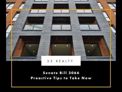 Senate Bill 3066 – Proactive Tips to Take Now