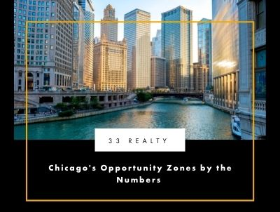 Chicago's Opportunity Zones by the Numbers