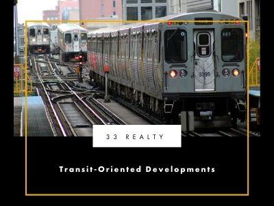 Transit-Oriented Developments
