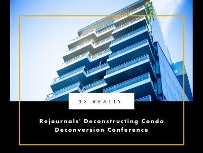 Rejournals' Deconstructing Condo Deconversion Conference