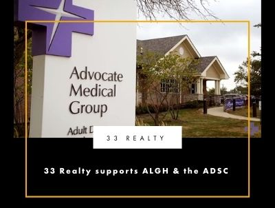 33 Realty supports ALGH & the ADSC