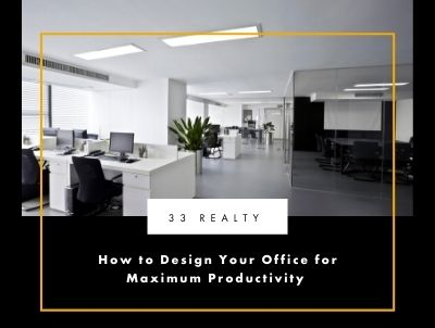How to Design Your Office for Maximum Productivity