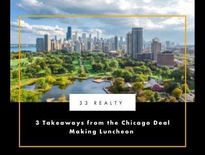 3 Takeaways from the Chicago Deal Making Luncheon