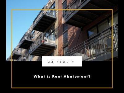 What is Rent Abatement?