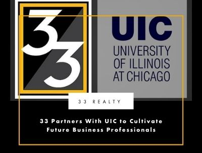 33 Partners With UIC to Cultivate Future Business Professionals