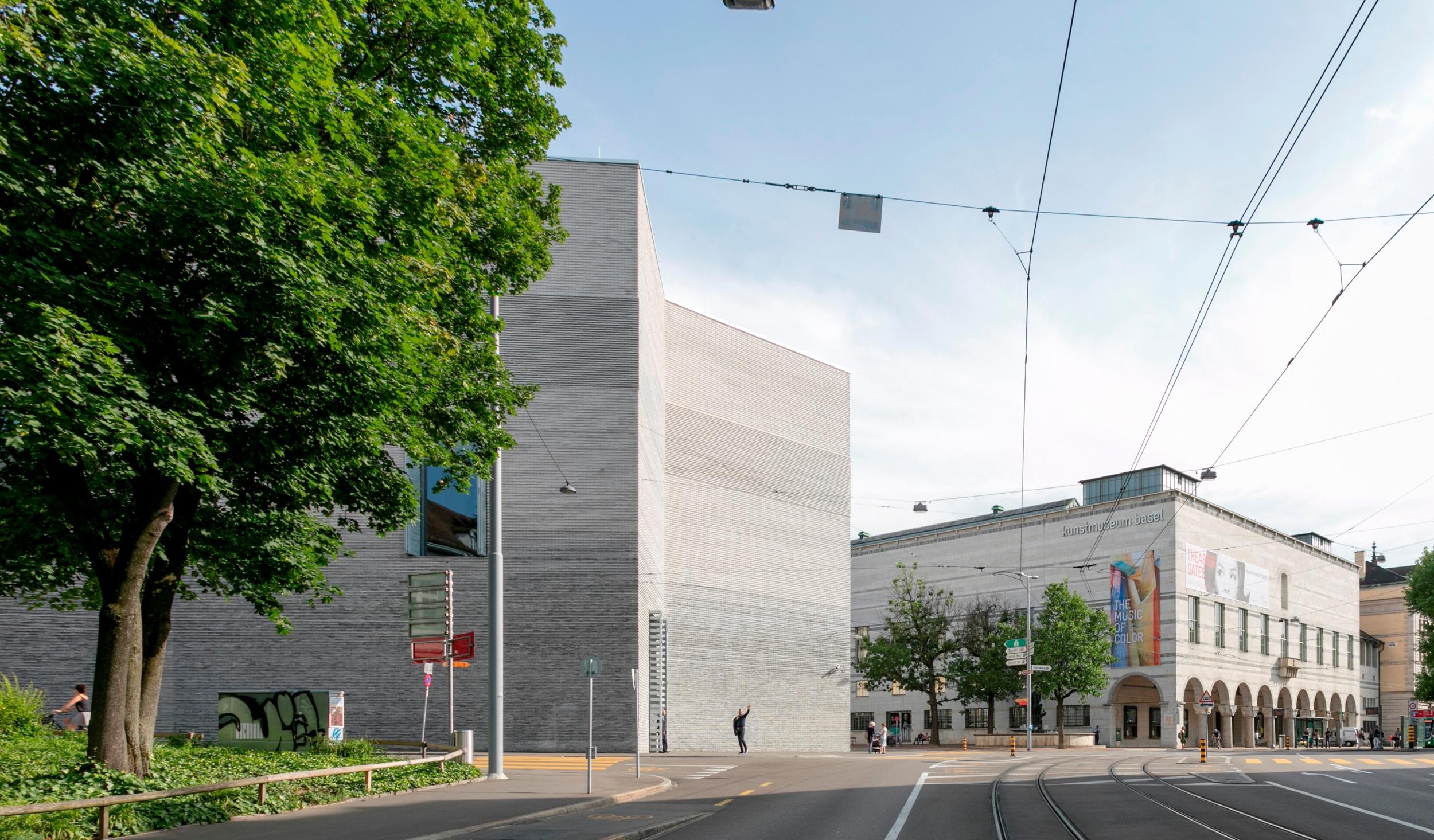 Kunstmuseum Basel | Hauptbau und Neubau
