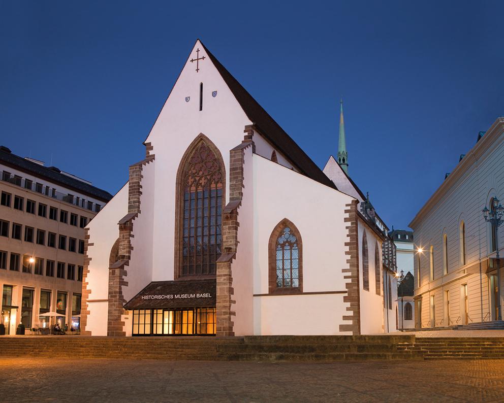 Historisches Museum Basel – Barfüsserkirche