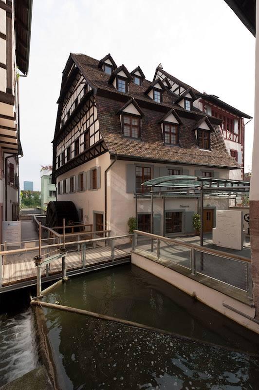 Basler Papiermühle
