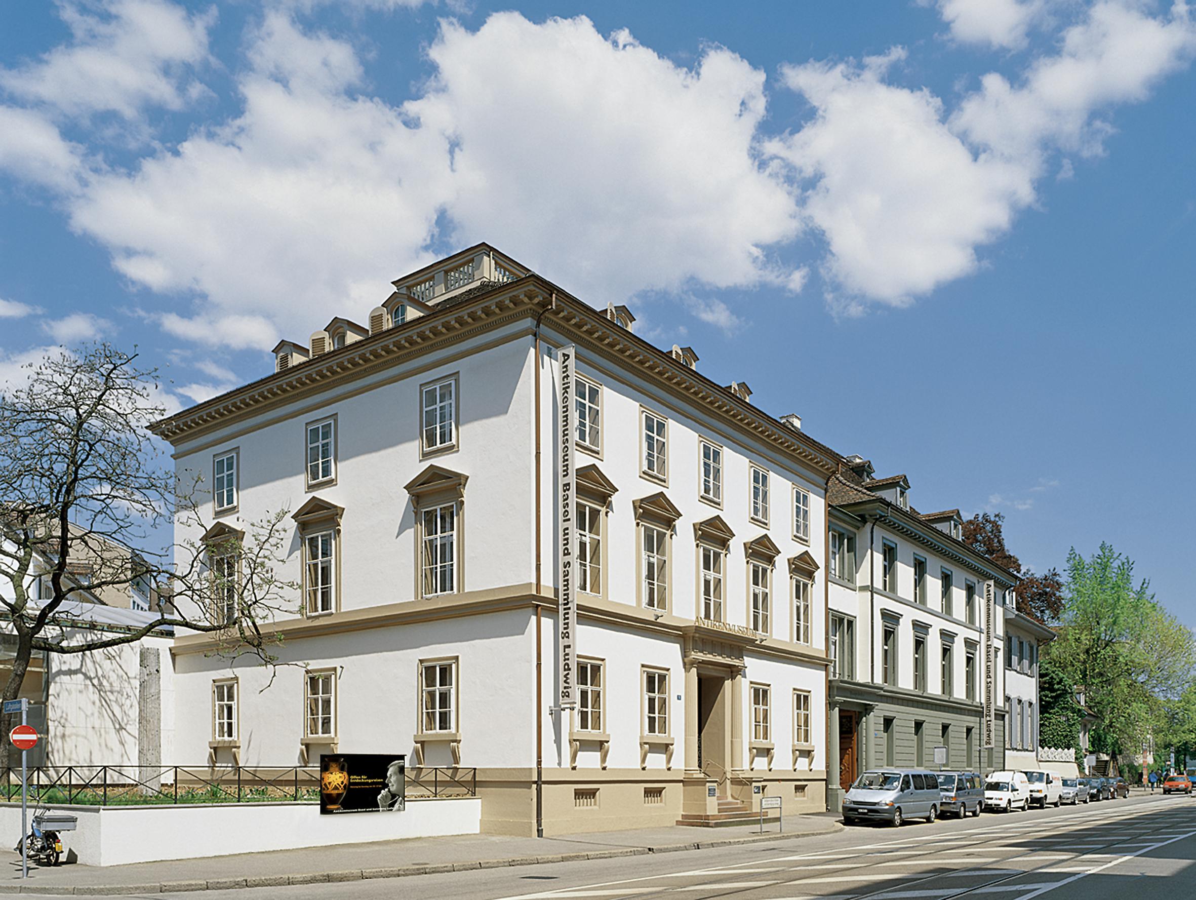 Antikenmuseum Basel und Sammlung Ludwig