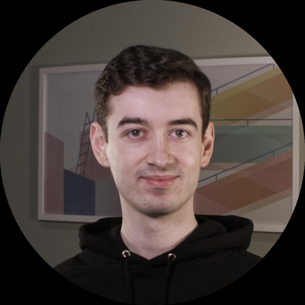 Portrait des Co-Founder und CEO