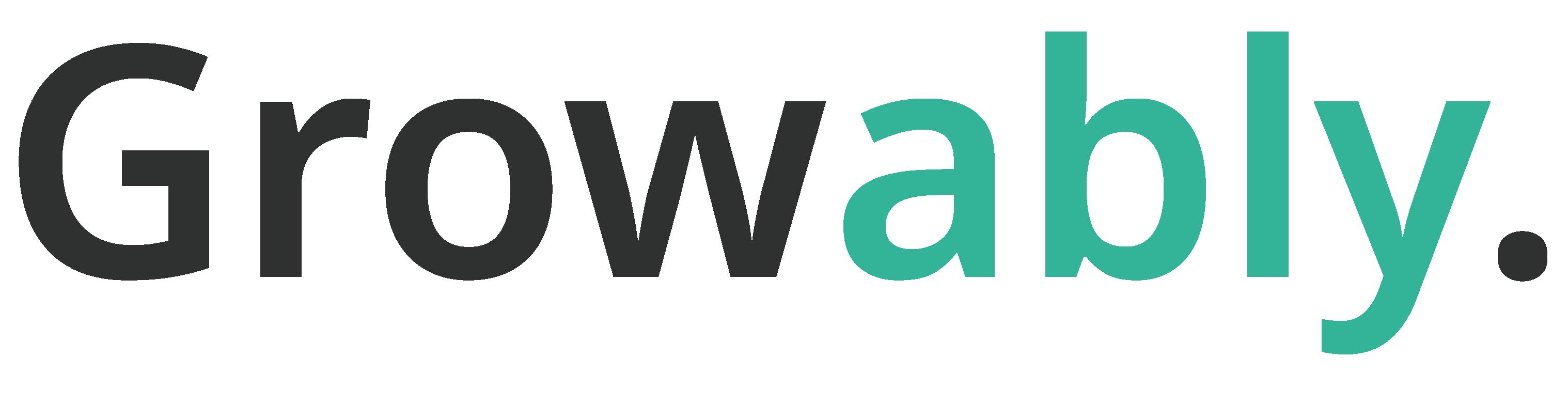 Logo Growably