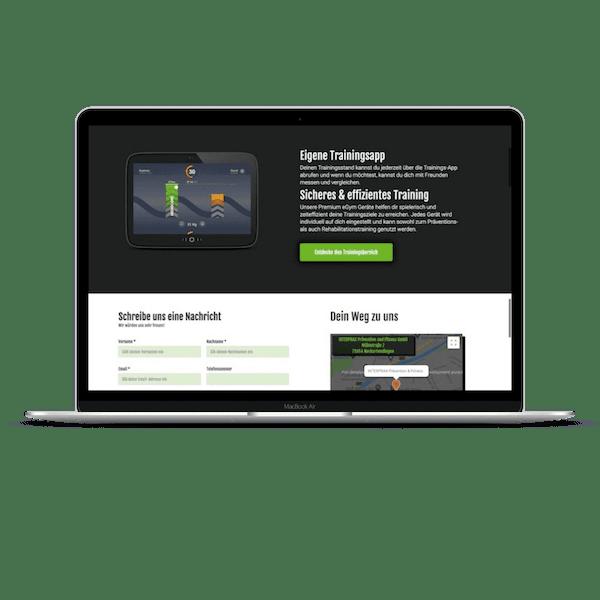 Webdesign Referenz