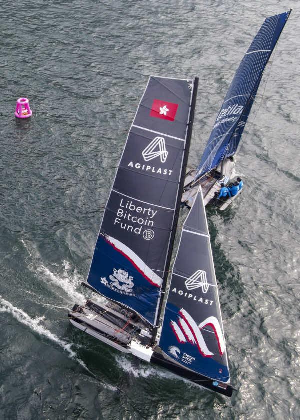 Liberty Bitcoin Cup Boat Racing