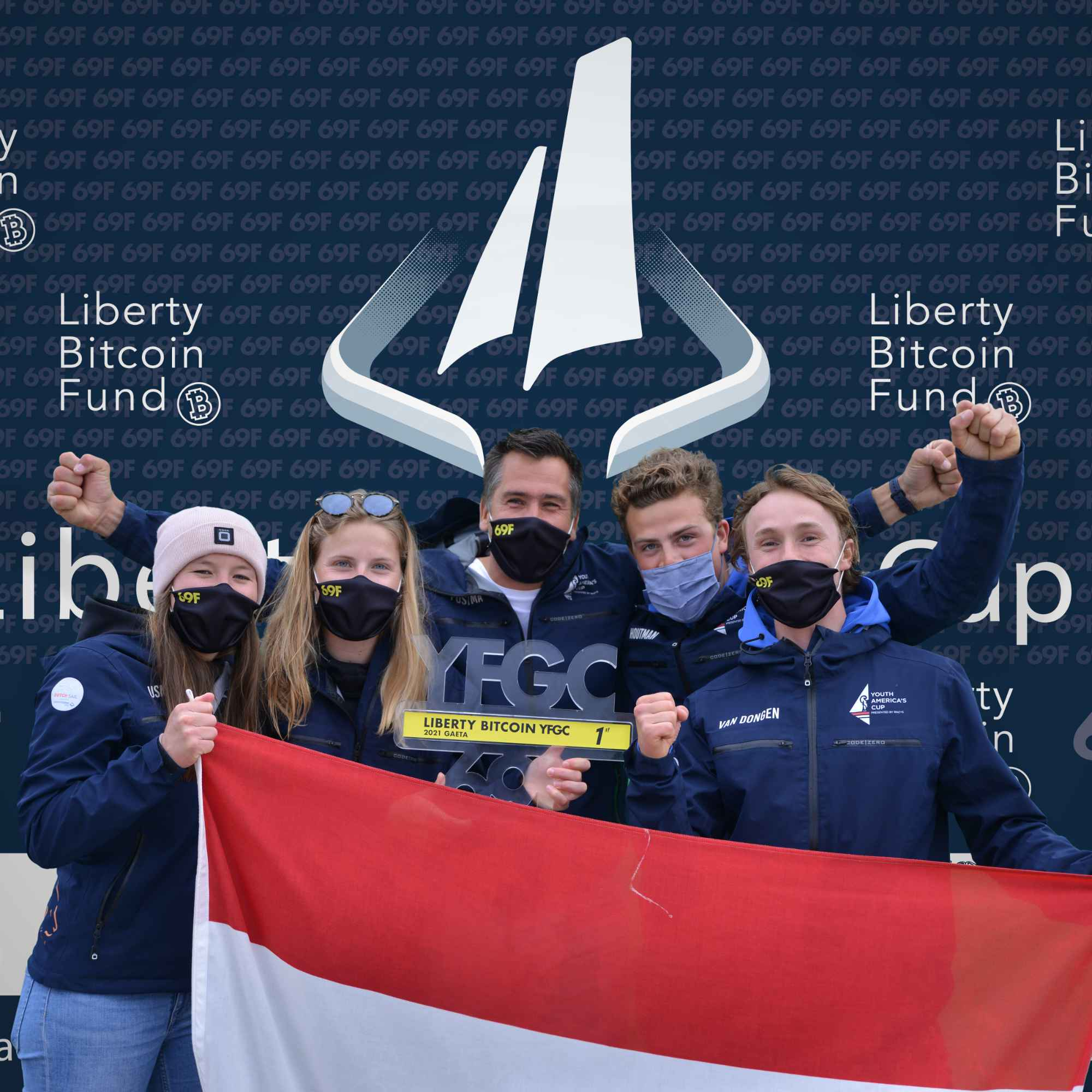 Janssen de Jong win in Gaeta as all eyes turn to act 2 of the Liberty Bitcoin Cup