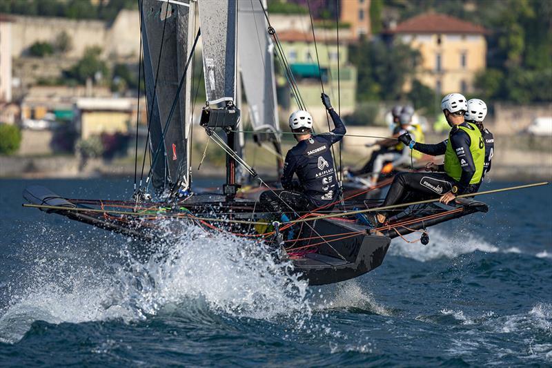 Sail World on the Liberty Bitcoin Cup